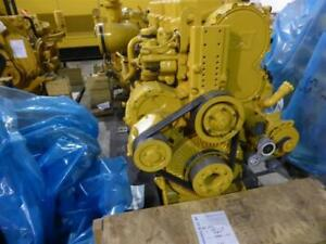 2012 CAT C18 Diesel Engine, 600HP.  All Complete and Run Tested.