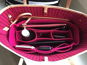 Image Is Loading Handbag Organizer Insert Shaper Liner For Louis Vuitton