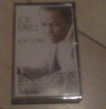 Lou Rawls-  Love Songs. Cassette SEALED