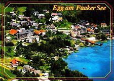 Egg am Faaker See , Ansichtskarte ,1990 gelaufen