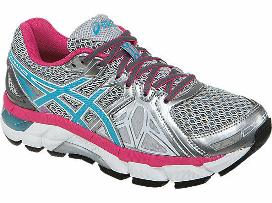 Asics Gel-Fortify D Women Wide Running shoes T572N-9140 Lightning-Turquoise Sz 6