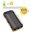 thumbnail 5 - 2021 Super 900000mAh 2 USB Portable fast Charger Solar Power Bank for Cell Phone