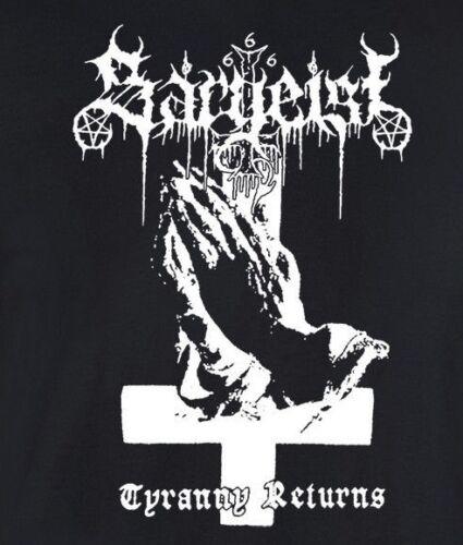 SARGEIST Tyranny Returns T-shirt  mgla taake urgehal windir ragnarok koldbrann