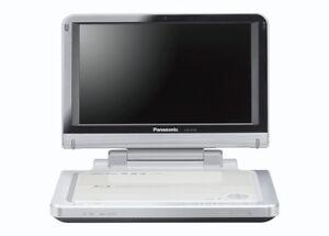 Panasonic DMP-B100 Portable Blu-ray Disc Player Descargar Controlador