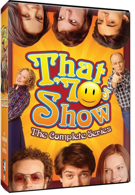 That '70s Show: The Complete Series Free Express 2 Day shipping