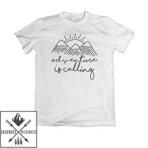 Adventure-Is-Calling-Outdoor-Wanderlust-Travel-Climbing-Mountains-Hiking-T-Shirt