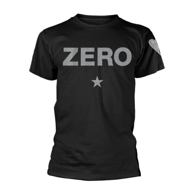 The Smashing Pumpkins Billy Corgan Zero Rock Official Tee T-Shirt Mens Unisex
