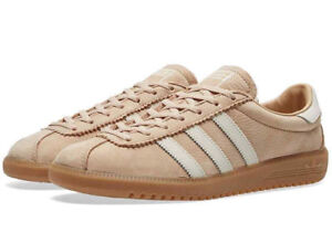 Adidas Originals Bermuda Men s Shoes St Pale Nude Clear Brown Gum ... 8b88919c78df3