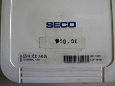 Scheibenfräser Set Seco 335.18-125.10.40-10 inklusive 20 Platten LNKT 060508