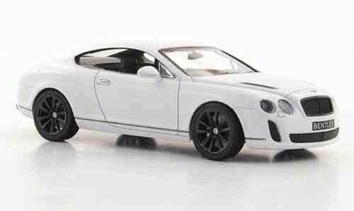 MINICHAMPS Bentley Continental GT, blanc 1 43Nice Car
