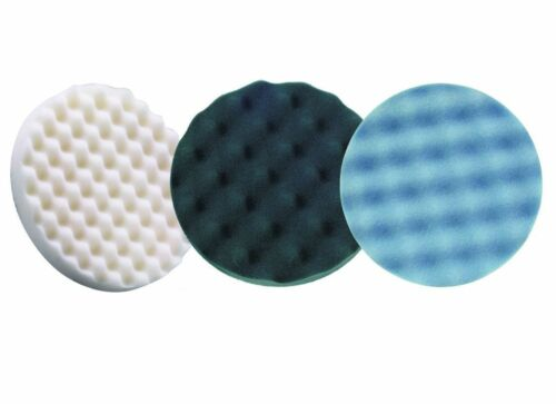 6 Pads Total 3M Perfect-It Foam Buffing Pads 3M-05723,05725,05751 2 Pads each