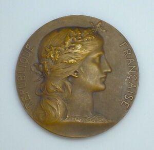 ND-c-1880-90-France-034-Prix-de-Tir-034-War-Ministry-Shooting-Medal-by-Dupuis