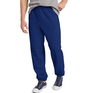 Hanes-ComfortBlend-EcoSmart-Men-039-s-Sweatpants