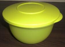 Tupperware J 50 Junge Welle 1,3 l Schüssel mit Deckel Gelb Gelbgrün Neu