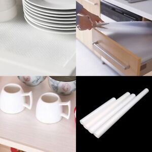 Details About Clear Drawer Liner Kitchen Cupboard Mat Cabinet Table Protector Mats Non Slip