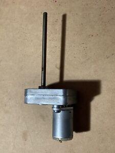 Indiana Jones Pinball Machine idol Roto Motor 14-7982