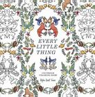 Every Little Thing : A Flat Vernacular Coloring Book by Payton Cosell Turner (2015, Paperback)
