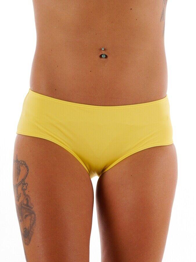 Brunotti Bikini Pezzo Inferiore Calzoncini da Bagno yellow Sarabi Hipster