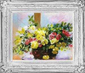 Intelligent Peinture à L'huile Baroque Images Tableau Ölbild Cadre Photo G01014 DernièRe Technologie