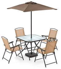 Kasanova Set Tavolo Con 2 Sedie Pieghevoli In Ferro Bianco Acquisti Online Su Ebay