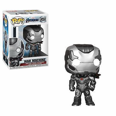 Funko Pop! War Machine Avengers Endgame Marvel Studios Infinity IN STOCK 458