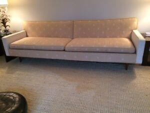 Details About Paul McCobb Sofa   Modern Mid Century Sofa