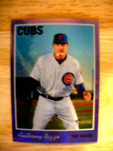 2019 Topps Heritage Short Print Anthony Rizzo. # THC-406 ...