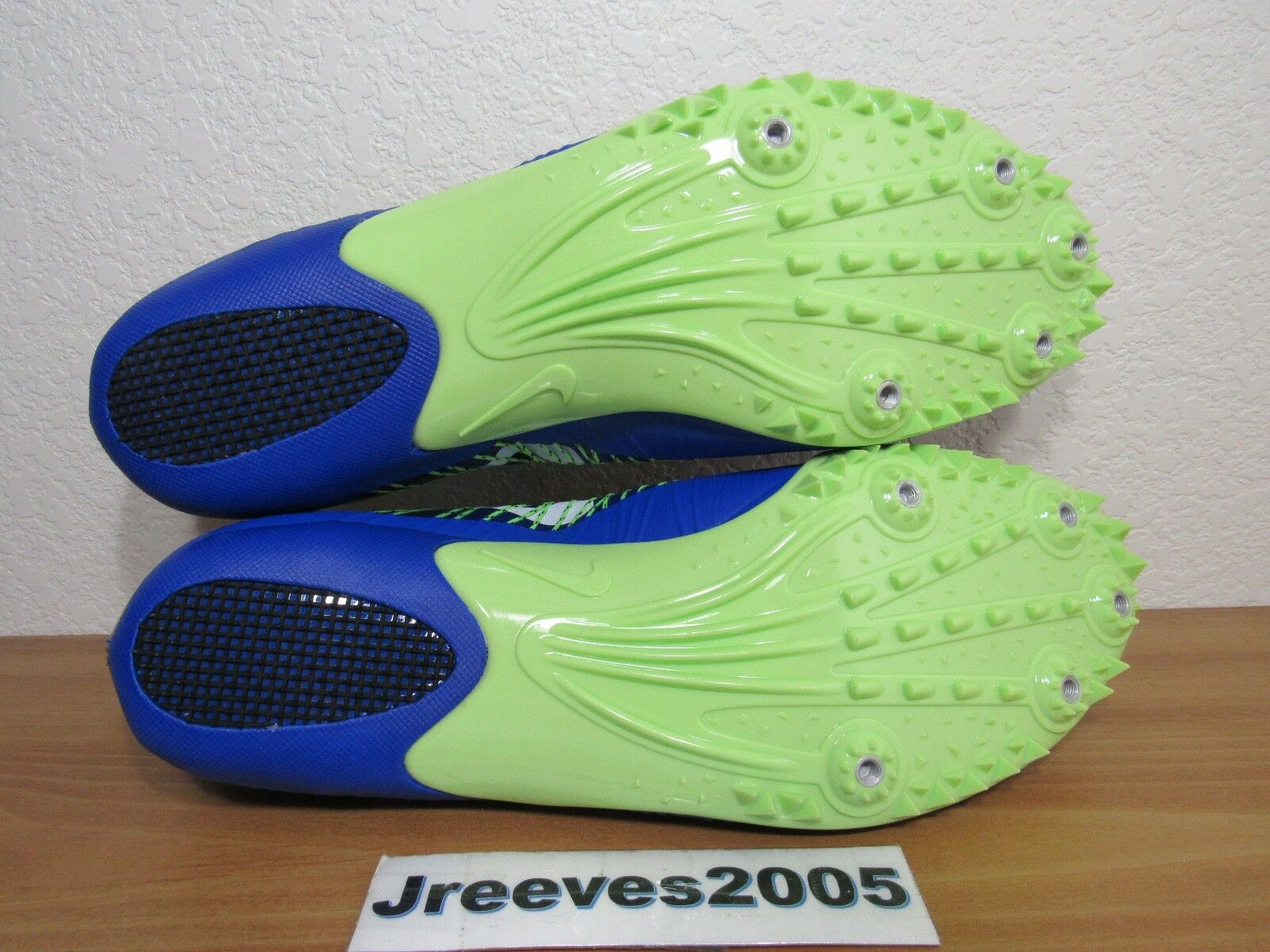 detailed look f1d57 4226d ... Nike Zoom Celar 5 5 5 Sprint Track   Field Spikes Sz 11.5 100% Authentic