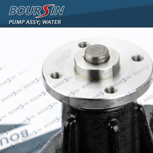 Water Pump For ISUZU NPR NQR GMC Chevy W-series 4BD1 4BD2 Turbo Diesel 3.9L
