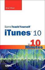 Sams Teach Yourself iTunes 10 in 10 Minutes (Sams Teach Yourself ---ExLibrary