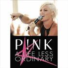 A Life Less Ordinary (Documentary) by P!nk (DVD, Jun-2009, Sexy Intellectual)