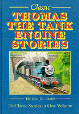 """""""AS NEW"""" Awdry, Rev. Wilbert Vere, Classic Thomas the Tank Engine Stories, Paper"""