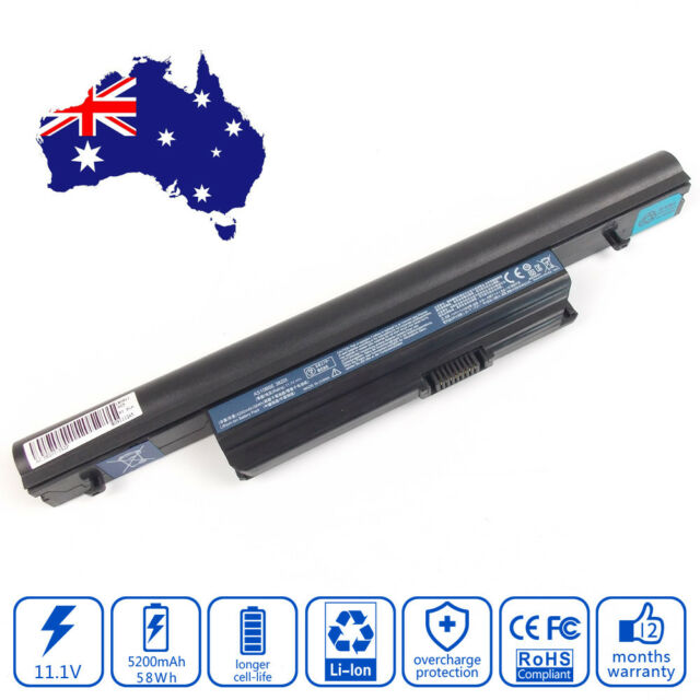Laptop Battery for Acer Travelmate 6594 6594E 6594G AS10B31 AS10B3E AS10B41 AU