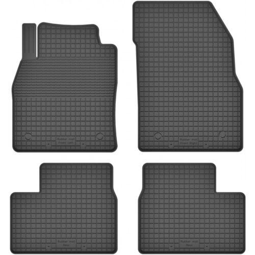 2008-2017 Gummimatten Fußmatten 1.5 cm Rand 4-teile Set OPEL INSIGNIA A