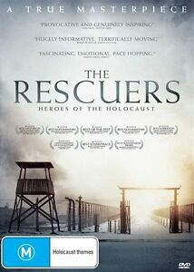 The-Rescuers-Heroes-Of-The-Holocaust-DVD-2015-NEW-AND-SEALED