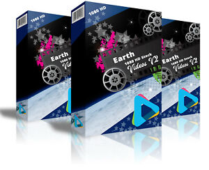 HD-1080-Royalty-Free-Stock-Footage-Videos-034-Earth-034-on-DvD-Rom