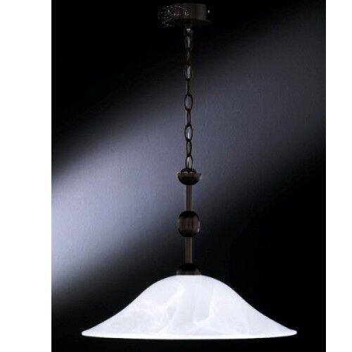 Rustique pendule Lampe Pomo dans Antik Table 1-brûleur de Cuisine Table Antik à Femmeger Lampe e159cb