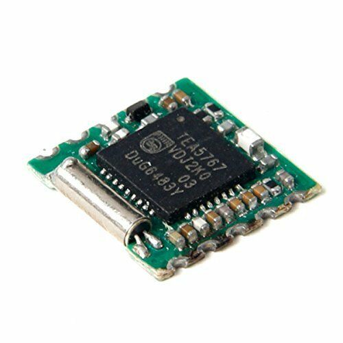 2PCS TEA5767 Philips Programmable Low-power FM Stereo Radio Module NEW