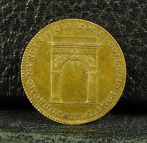 DéVoué Jeton 1692 Jeton French Token Medal CoûT ModéRé