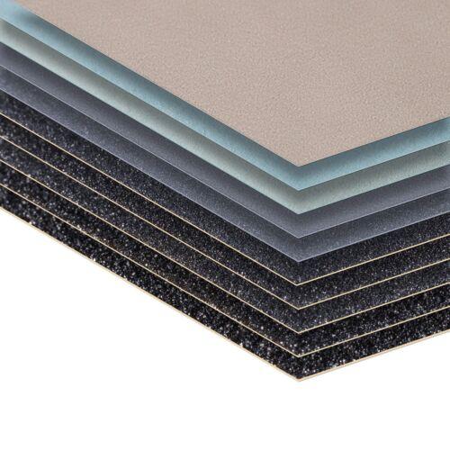 130 Pcs Assortiment Set Papier abrasif p60-p7000 sable papier 28 X 23 cm