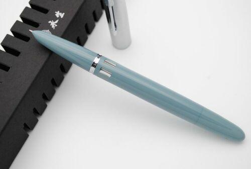 Wing Sung 601 Steel Cap Vacumatic Fountain Pen F Nib