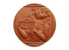 Meissen große Medaille Plakette 100 Jahre Staatliches Museum Schwerin  B-242