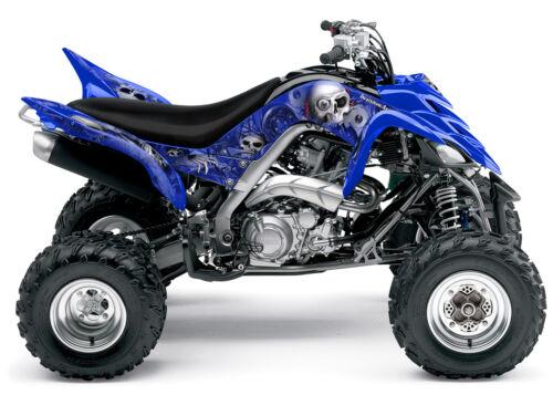 Head CHAIR DE POULE par Invision Artworks 2006-2012 Yamaha RAPTOR 700 Graphics