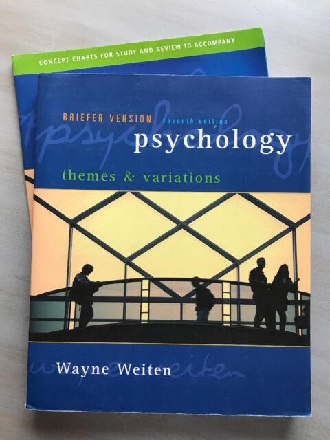 Available Titles Cengagenow Psychology Themes And Variations