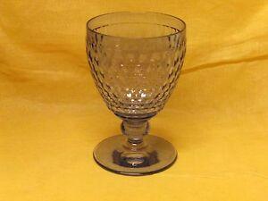 V-amp-B-VILLEROY-amp-BOCH-BOSTON-BLUE-Wasserglas-Glas-h-144mm-MEHR