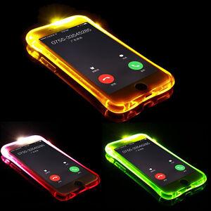 samsung s8 led light case