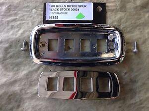 81-98 ROLLS ROYCE SILVER SPUR LEFT DOOR HANDLE