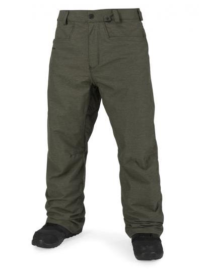 Volcom Carbon Pantaloni Snowboard Militare