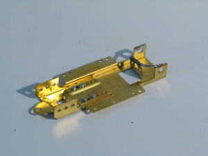 HRCH02  1/24 Bare Adjustable  Chassis