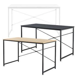 [en.casa] Schreibtisch 120x60x72cm Bürotisch Computertisch Arbeitstisch PC Tisch